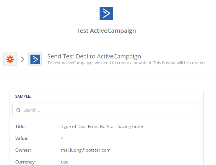 See This Report on Activecampaign Zapier